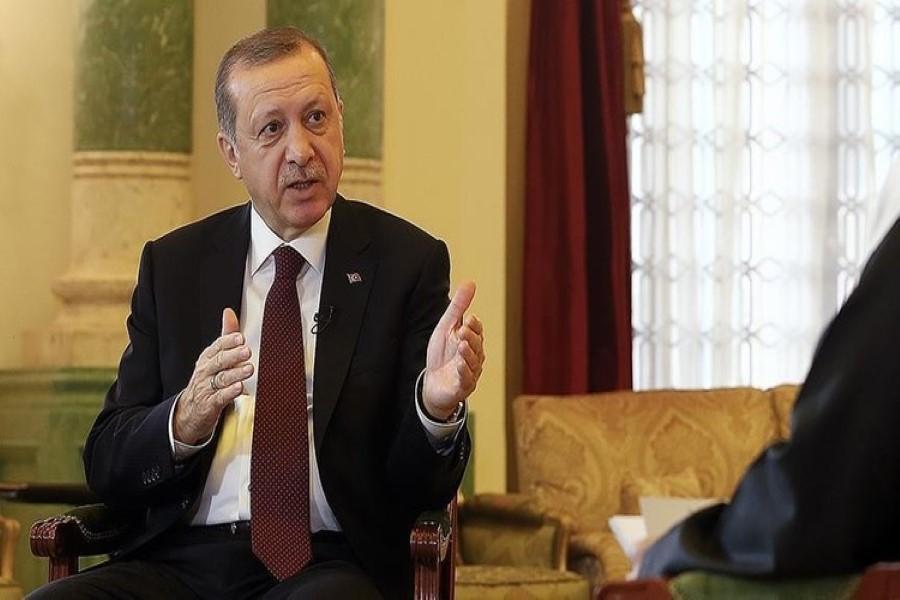 اردوغان يرفض