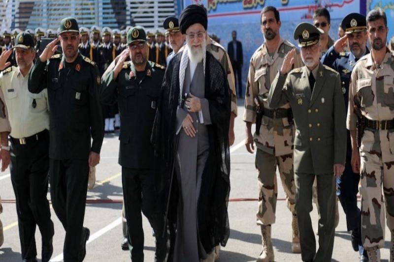 الحرس الثوري الإيراني لائحة سوداء في أوربا
