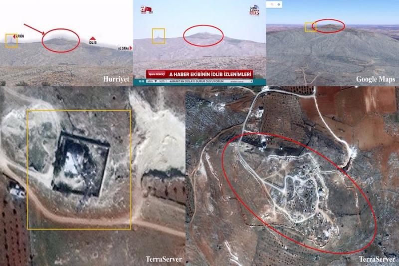 القوات التركية في الشمال السوري