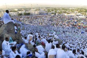 الحجاج الى مكة مع القرارات الجديدة