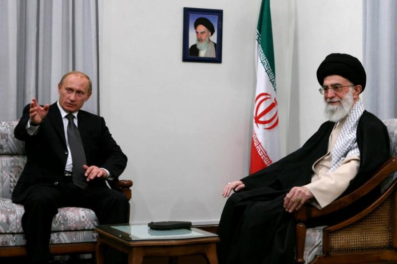 بقاء الاسد يطيله الروس و الايرانيون