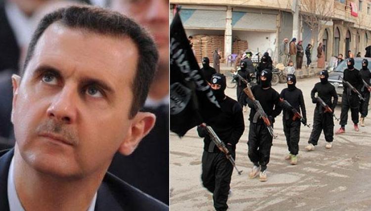 داعش و الأسد حماية أمريكية