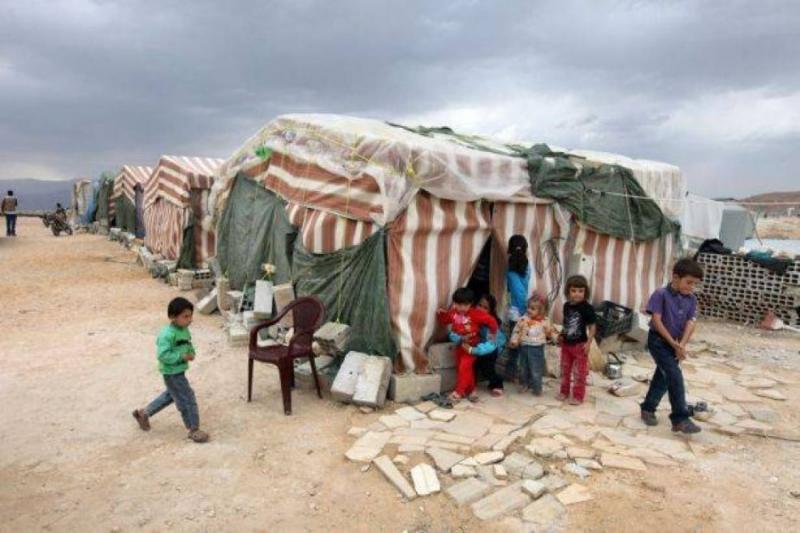 مخيمات لبنان