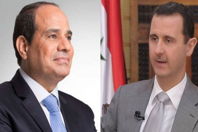 التحالف الاسدي المصري الجديد