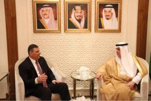 الجبير- حجاب و مؤتمر الرياض الثاني