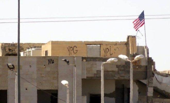 بين الامريكان و الكرد