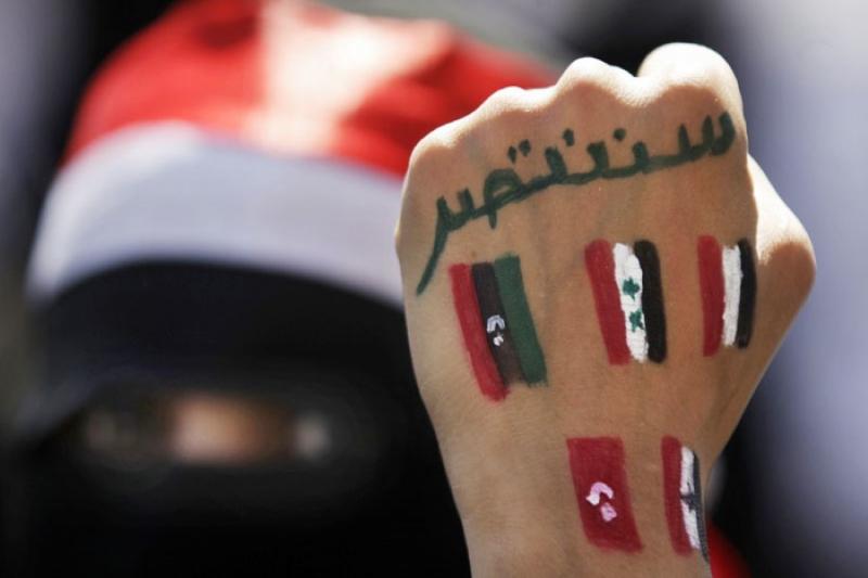 ثورات الربيع العربي