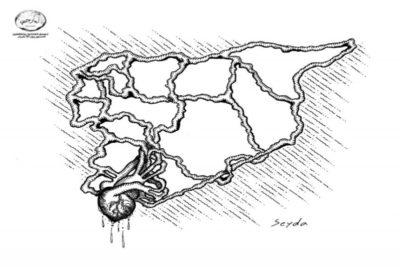 التقسيم الناعم لسورية