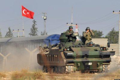 الواقع المفروض على تركيا