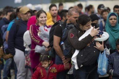 بريطانية و سياسة اللجوء