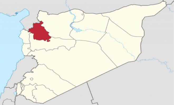محافظ إدلب و الهيبة