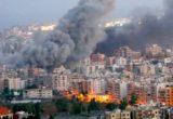 الحرب و لبنان
