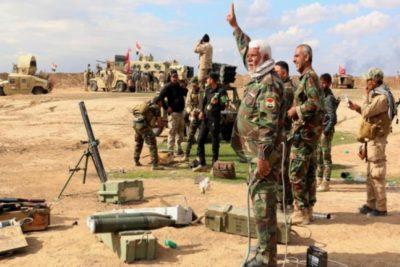 العراق احتياط إيراني