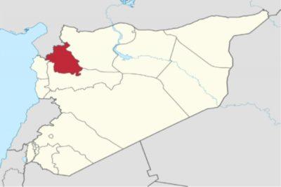 الهجوم على إدلب