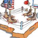 حرب روسيا و أمريكة