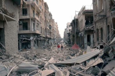 في إعادة إعمار سوريا