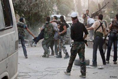 معارك سورية جديدة