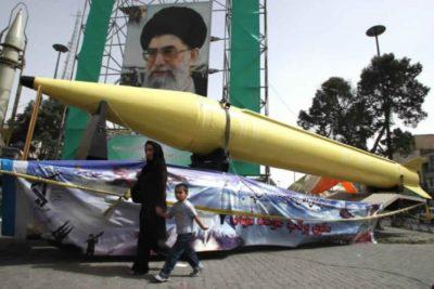 إيران صوت المدافع لا صوت الحوار