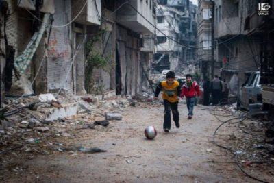 السوريون بين الإحباط و الأمل