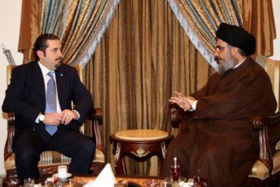 غياب الأسد عن الحدث اللبناني