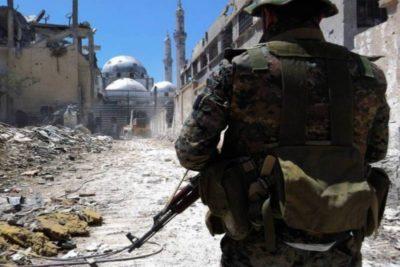 مقومات حزب الله في سوريا