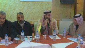الشيخ عبد الحكيم ناصيف - الملتقى الوطني الثوري السوري