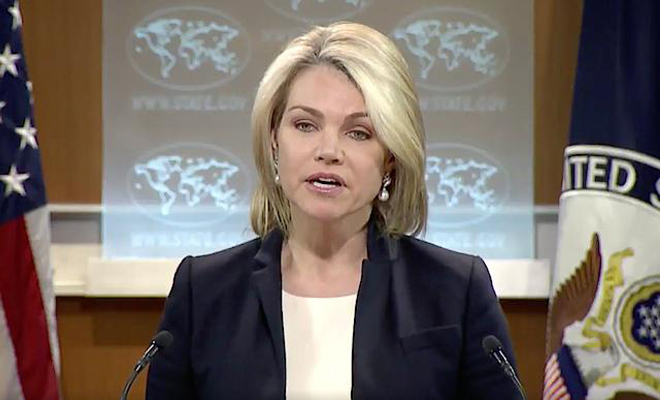 تصريحات أميركية بعدم رغبتها بتوتير العلاقات مع تركيا