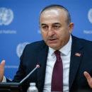 وزير الخارجية التركي : تركيا مستعدة لدعم فلسطين في حال انقطاع الدعم الأمريكي