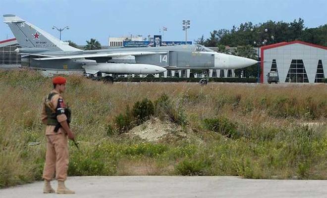 قاعدة حميميم الروسية تُستهدف بطائرات مُسيرة في سوريا