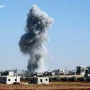تقدم ميليشيات الاسد مستمر في ريف ادلب الشرقي وعشرات الغارات والبراميل تطال المنطقة