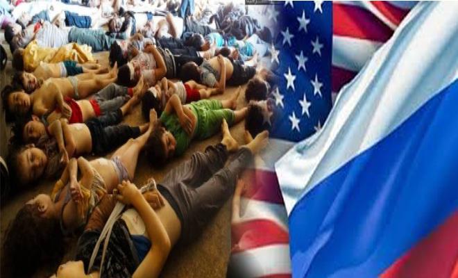 تساهل روسيا مع نظام الأسد بشأن استخدام الكيماوي يثير غضب الولايات المتحدة