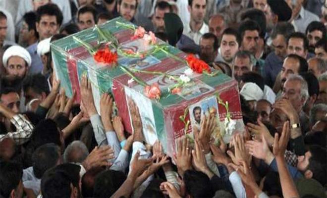 ارتفاع عدد قتلى الحرس الثوري الإيراني في سورية