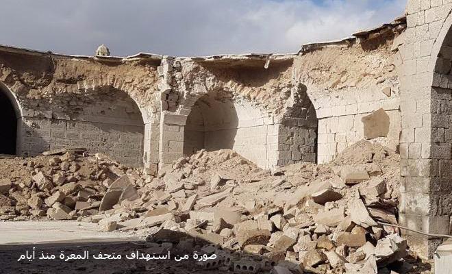عصابات الأسد تتقدم بسرعة في الريف و 17 طائرة حربية في سماء إدلب