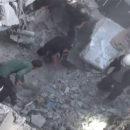 قوات تركية جديدة تدخل من كفرلوسين والغُزاة الروس يقصفون إدلب بالنابالم الحارق