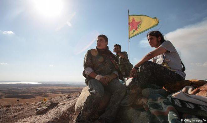 مابين تهديد تركي و رفض روسي ... أمريكا تسعى لتشكيل القوة الحدودية الكردية