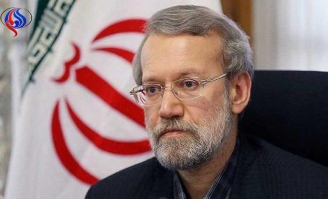 رئيس البرلمان الايراني : لن نقبل بإدخال أي تعديلات على بنية الاتفاق النووي