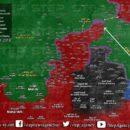 معارك كر وفر بين فصائل الثوار و عصابات الأسد في ادلب وحلب وحماة