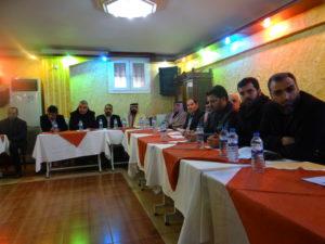 الملتقى الوطني الثوري السوري - جانب من الملتقى