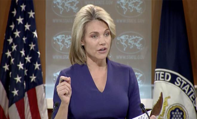 أمريكا تنفي تقديمها أي دعم للميليشيات الكردية في عفرين