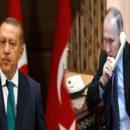 أردوغان محذراً بوتين : نظام الأسد سيواجه عواقب إن اتفق مع الميليشيات الكردية