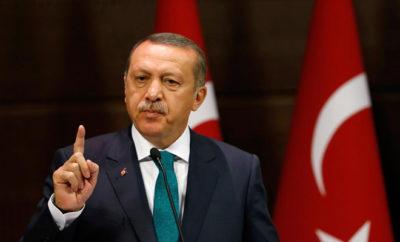 أردوغان يتوعد أمريكا بالصفعة العثمانية