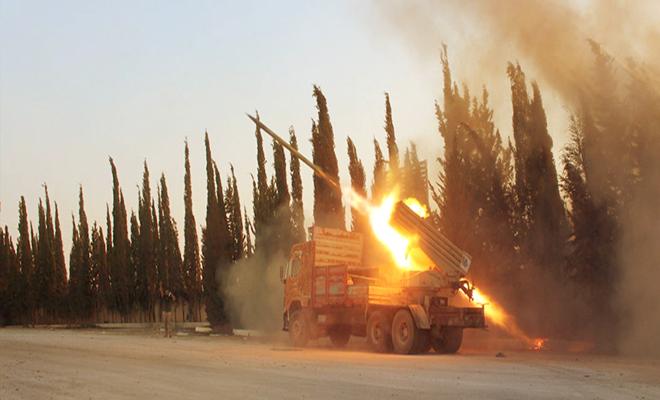 ارتفاع أعداد قتلى عصابات الأسد في مدينة درعا