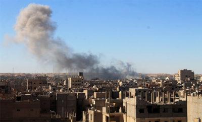 هجوم جديد لداعش شرق دير الزور و قسد تنسحب من مواقعها