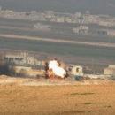 داعش يحاول التغلغل بريف إدلب والثوار يتصدون له في أم الخلاخيل ويعيقون تقدمه