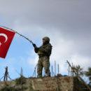 الجيش التركي يعلن مقتل 897 عنصرآ من الميليشيات الكردية الإرهابية