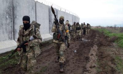 الجيش الحر بمساندة الجيش التركي يتقدم على الميليشيات الكردية الإرهابية شمال غرب حلب