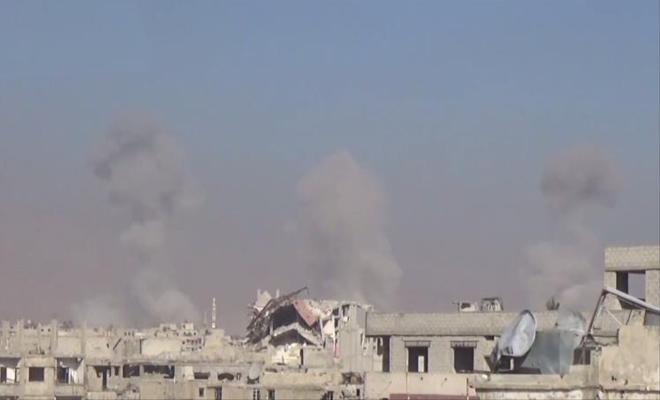 ثوار الغوطة مستعدون لإخراج مقاتلي تحرير الشام وذويهم خلال 15 يوم من بدء تنفيذ الهدنة