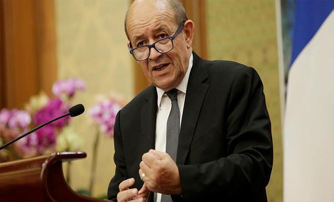 فرنسا تجدد اتهامها للأسد باستخدام الكلور و تدعو جميع الجماعات الإيرانية للإنسحاب من سوريا