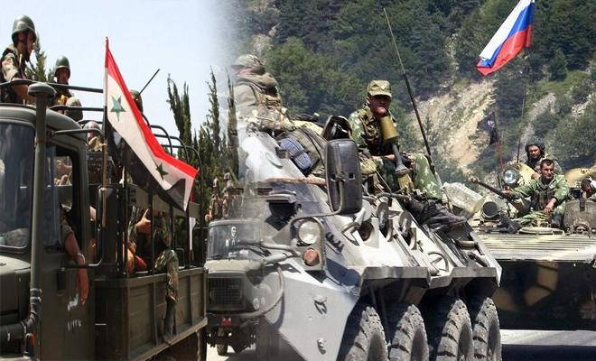 عصابات الأسد والغُزاة الروس يستقدمان تعزيزات جديدة إلى دير الزور