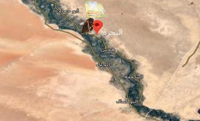 الميليشيات الكردية الإرهابية (قسد) تسيطر على مناطق جديدة شرق دير الزور